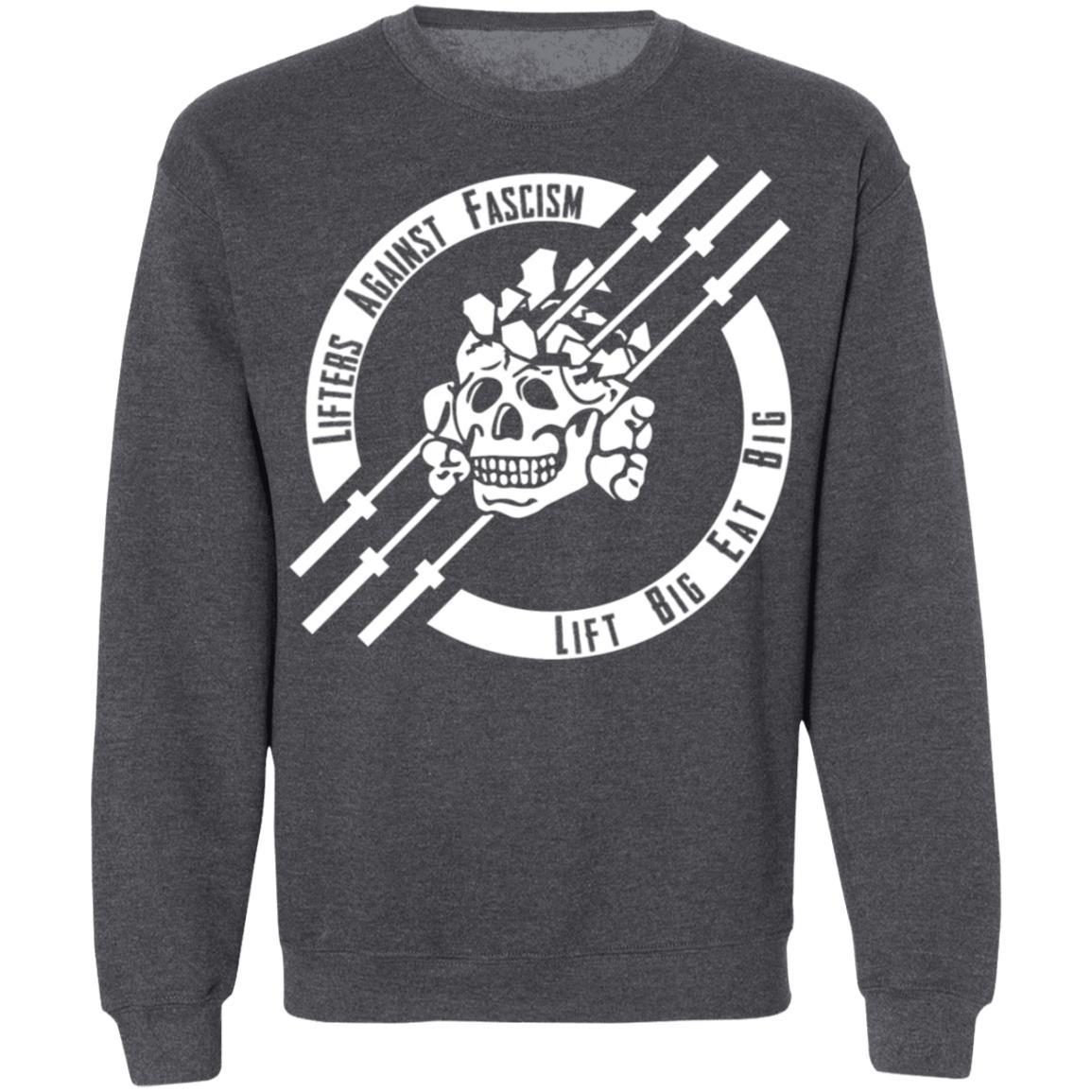 G180 Crewneck Pullover Sweatshirt 8 oz.