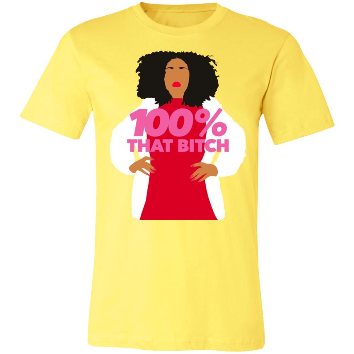 3001C Unisex Jersey Short-Sleeve T-Shirt