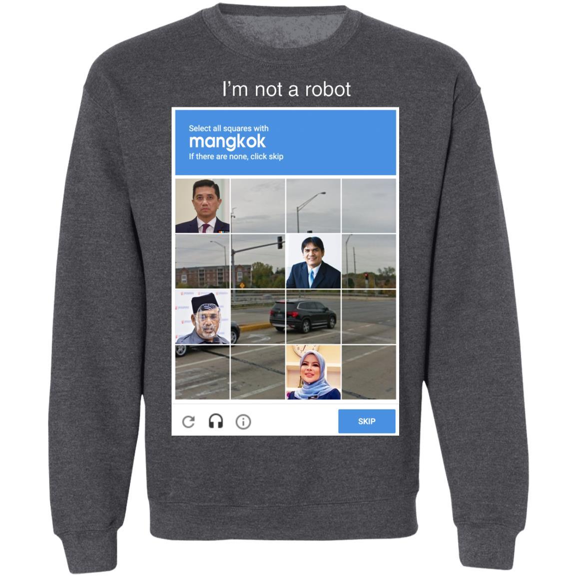 Z65 Crewneck Pullover Sweatshirt